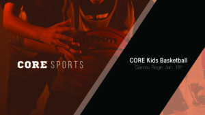CORE Sports: kids game day @ Charleston Baptist Gym | Charleston | South Carolina | United States