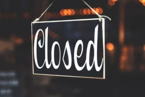 Holiday: Church Office Closed