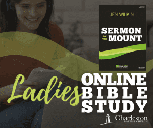 Ladies ONLINE Bible Study @ Charleston Baptist Church Family Ministry Center | Charleston | South Carolina | United States