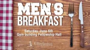 Men's Breakfast @ Charleston Baptist Gym