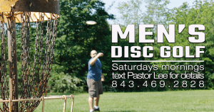 Men's  Disc Golf