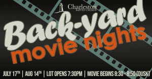 Backyard Movie Night @ charleston baptist church | Charleston | South Carolina | United States