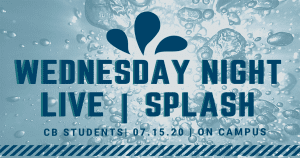 Wed. Night Live Splash @ charleston baptist church | Charleston | South Carolina | United States