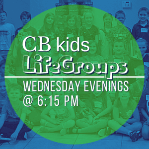 CB Kids LifeGroups @ charleston baptist church | Charleston | South Carolina | United States
