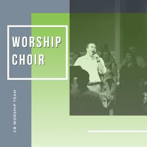 Worship Choir Rehearsal