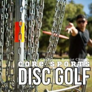 Men's  Disc Golf